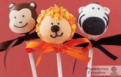 Fascículo 31 de Pastelería Creativa: Cakepops con forma de animales