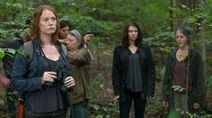 LAS NOVIAS DE GWANGI: THE WALKING DEAD -TEMPORADA 6- THE SAME BOAT