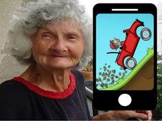 Ilonka néni - (YTP)   Mi az iphone ? - YouTube