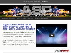 nice Assured Soccer Profits Trader