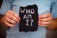"""""""Who Am I"""" Game Questions"""