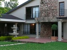 MacGregors Guesthouse - Enjoy a beautifully appointed guesthouse set in a large tranquil garden in a quiet, centrally located and security-controlled suburb. Offering you the highest level of service in eight, individually . Luxury Rooms, Holiday Accommodation, Pretoria, Weekend Getaways, South Africa, Swimming Pools, Outdoor Decor, Holidays, Garden