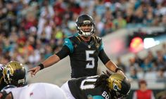 It's time for Blake Bortles to have a breakout game = Through the first four games of the season, Jacksonville Jaguars quarterback Blake Bortles has yet to have a truly impressive performance. And that's part of the reason the Jaguars have stumbled to a 1-3 mark to.....