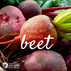 We ❤️ this Veggie Valentine from the National Farm to School Network!