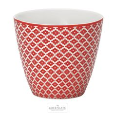 GreenGate latte cup Judy red AW16