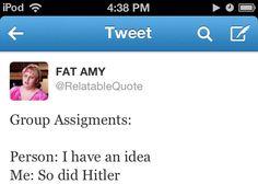 Fat Amy Tweets