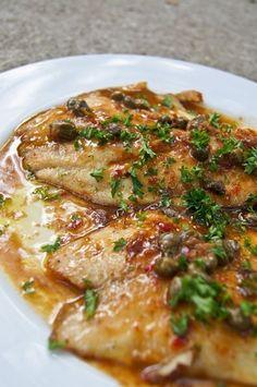 17. #poisson au vin blanc et #sauce au citron - 26 #recettes de Tilapia #savoureux et sain, vous #devez cuire ce #soir... → Food