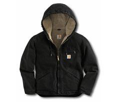 944d1c9c9d9 Carhartt Womens Black Sierra Sherpa Lined Jacket - Sportsmans Warehouse  Line Jackets