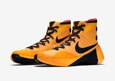 "Nike Hyperdunk 2015 ""Bruce Lee"" - SneakerNews.com"