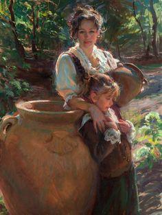 Daniel F. Gerhartz A Mother's Touch