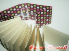 origami mini books