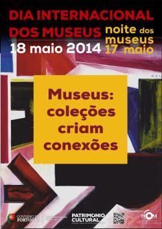 O fim-de-semana de 17 e 18 de Maio será dedicado às comemorações do Dia Internacional dos Museus: mercados, performances, visitas, oficinas e muitas outras surpresas esperam os n/ visitantes!