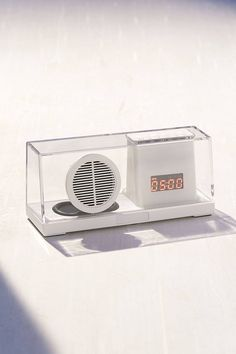 Shop Clear Bluetooth Speaker Desk Clock at Urban Outfitters today. We carry all the latest styles, colors and brands for you to choose from right here.