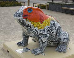 Larkin Toad, Hull (19) by Paul Harrop, via Geograph