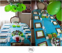 Minecraft Birthday Party_0003