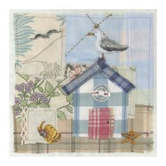 Handmade Cards - T17 Beach Hut
