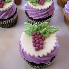 Food Art Cupcakes