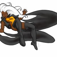Ororo Monroe Donald Duck, Disney Characters, Fictional Characters, Artwork, Image, Work Of Art, Auguste Rodin Artwork, Artworks, Fantasy Characters