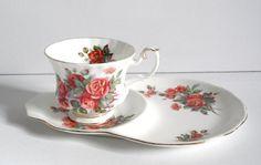 centennial rose tennis - Google Search China Sets, Royal Albert, Coffee Cups, Bowls, Tea Pots, Tennis, Porcelain, Dishes, Google Search