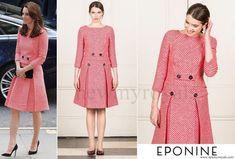Eponine London bespoke skirt suit