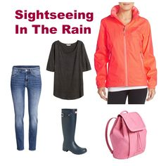 Dots N Bows: May Showers #Sightseeing #Exploring #Traveling #RainyDay #OutfitIdea #Blogger #Blogging #FBlogger #Fashion #Clothing