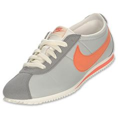 The Nike Lady Cortez Nylon Casual Shoes...a classic.  Reminds me of the good ol' days and my first pair of Nike.  Now they are back!