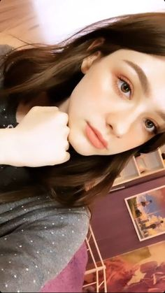 Girl Pictures, Girl Photos, Easy Little Girl Hairstyles, Korean Makeup Look, Stylish Girls Photos, Cute Girl Face, Cute Beauty, Beautiful Hijab, Girls Makeup