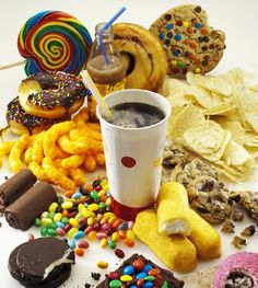 Top 7 Unhealthy Foods to Avoid Like The Plague
