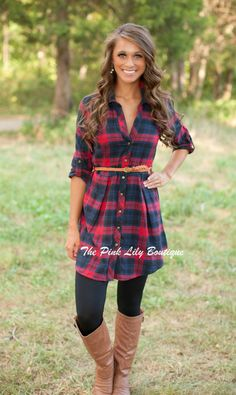 #fallshirtdress