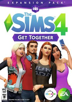 Electronic Arts Sims 4 Get Together PC  Intel Core 2 Duo AMD Athlon 64 Dual-Core 4000+ PC Simulation 9/12/2015     #Electronic Arts #EAX07772373 #Games  Hier klicken, um weiterzulesen.
