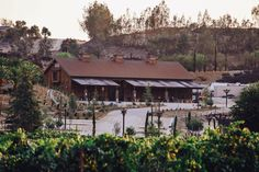 Peltzer Winery in Temecula, CA. Come And See, Tasting Room, Travel Memories, Wine Country, Barn, House Styles, Building, Wedding, Design