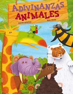 Adivinanzas animales Short Stories, Libros