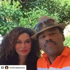 Tina Lawson and hubby Richard Lawson are in France giving us all the feels…