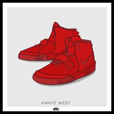43f04acde39dd 12 Best Nike Air Yeezy 2 Red October images