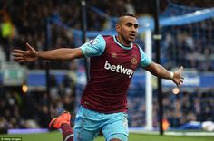 Everton 2-3 West Ham: Michail Antonio Diafra Sakho and Dimitri Payet all net as away side come from two goals down to bag win