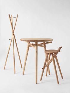 注重细节的组装家具