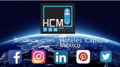 Síguenos y comparte una nueva experiencia . . . C O N O C E N O S! www.hotelescapsulamexico.com Marketing, Capsule Hotel, Socialism, Hotels, Social Networks