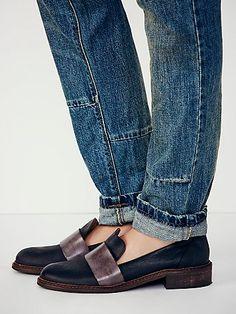 cd2704fb0af837 Free People Merit Loafer Slip On Fall Shoes