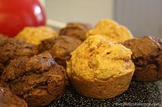 Juice Pulp Muffins TCC