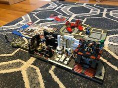 LEGO Star Wars Cloud City (10123) 100% Complete Lando Calrissian, Cloud City, City Model, Geek Gear, Photography Gear, Boba Fett, Princess Leia, Lego Sets, Lego Star Wars