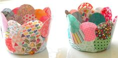 Style my party blog - DIY confetti bakjes