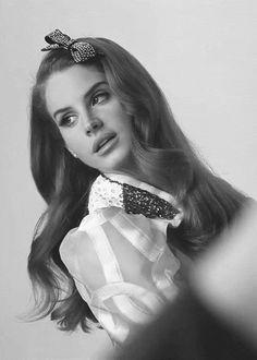 Lana Del Rey for Vogue UK [ March 2012 ] by Mario Testino