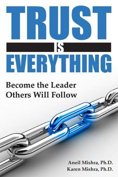 This is a book for anyone who wants to be a more effective leader or manager by building trust with others. This book is based on interviews and survey research on how leaders build trust with employees, customers, and colleagues.