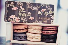 Ladurée Macaroons | Back from Hong Kong, with a stopover at \u2026 | Flickr