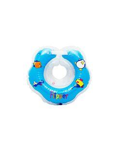 Защита для купания малыша ROXY-KIDS Надувной Круг На Шею Для Плавания Flipper