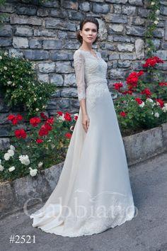 Страница 2. Свадебное платье Мэриан, Gabbiano, Felicita