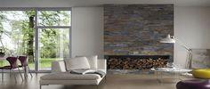 Relooker un mur du salon avec des plaquettes de parement http://www.deco-cool.com/relooker-murs-salon-avec-des-plaquettes-de-parement-21363/