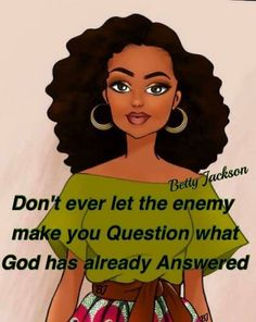 IOW: Don't put a question mark where God has put a period.