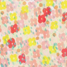 Fabric: Alexander Henry House Designer - Vivienne - Vivie Bloom in Blush
