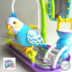 Little Live Pets the collection from Moose toys now topping the range is CleverKeet the smartest tech toy bird in town perfect for under your christmas tree this year.